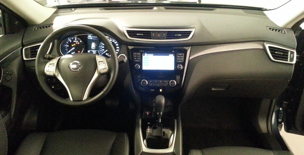 Rencontre nissan x trail for Interieur qashqai 2015