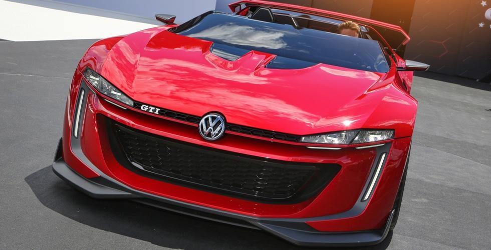 Wörthersee 2014 : déclinaisons du groupe Volkswagen