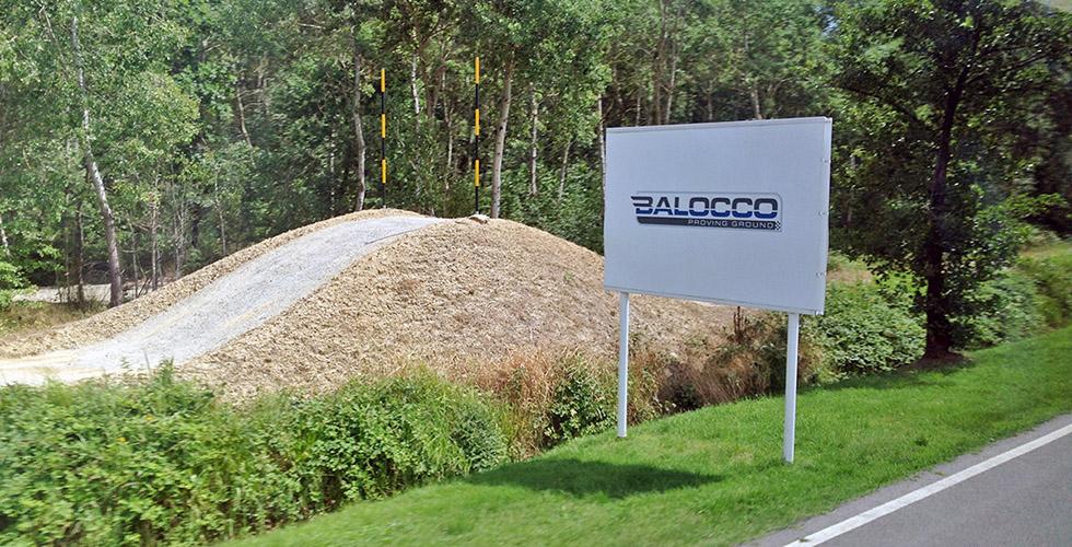 Une journée à Balocco : circuit d'essais du groupe FIAT