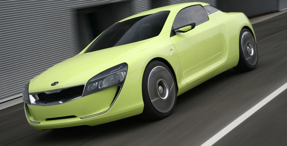 Concept Car : Kia Kee