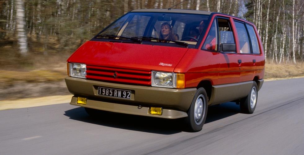 Comment est né le Renault Espace ?