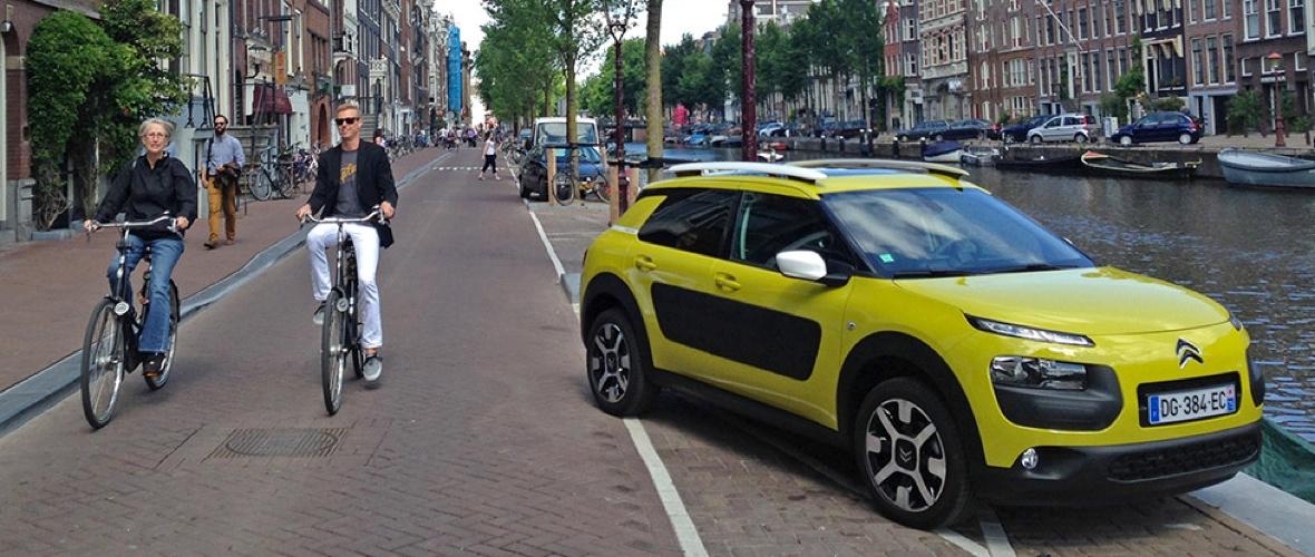 Essai Citroën C4 Cactus : quand Citroën innove et bouscule les habitudes