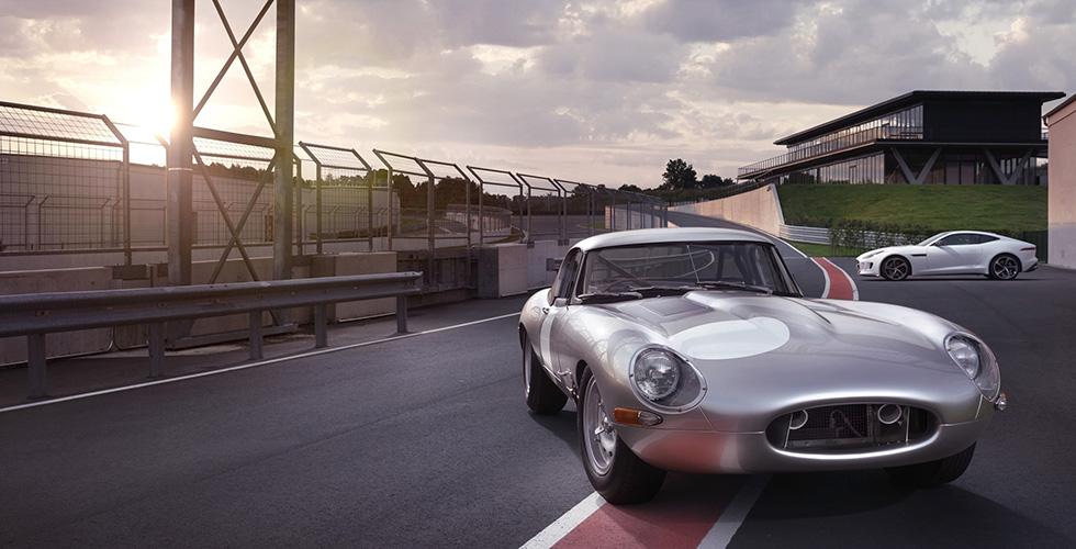 Jaguar relance une Type E Lightweight : la Car Zero est sortie