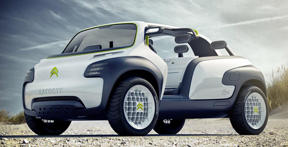 Redécouverte : Citroën Lacoste