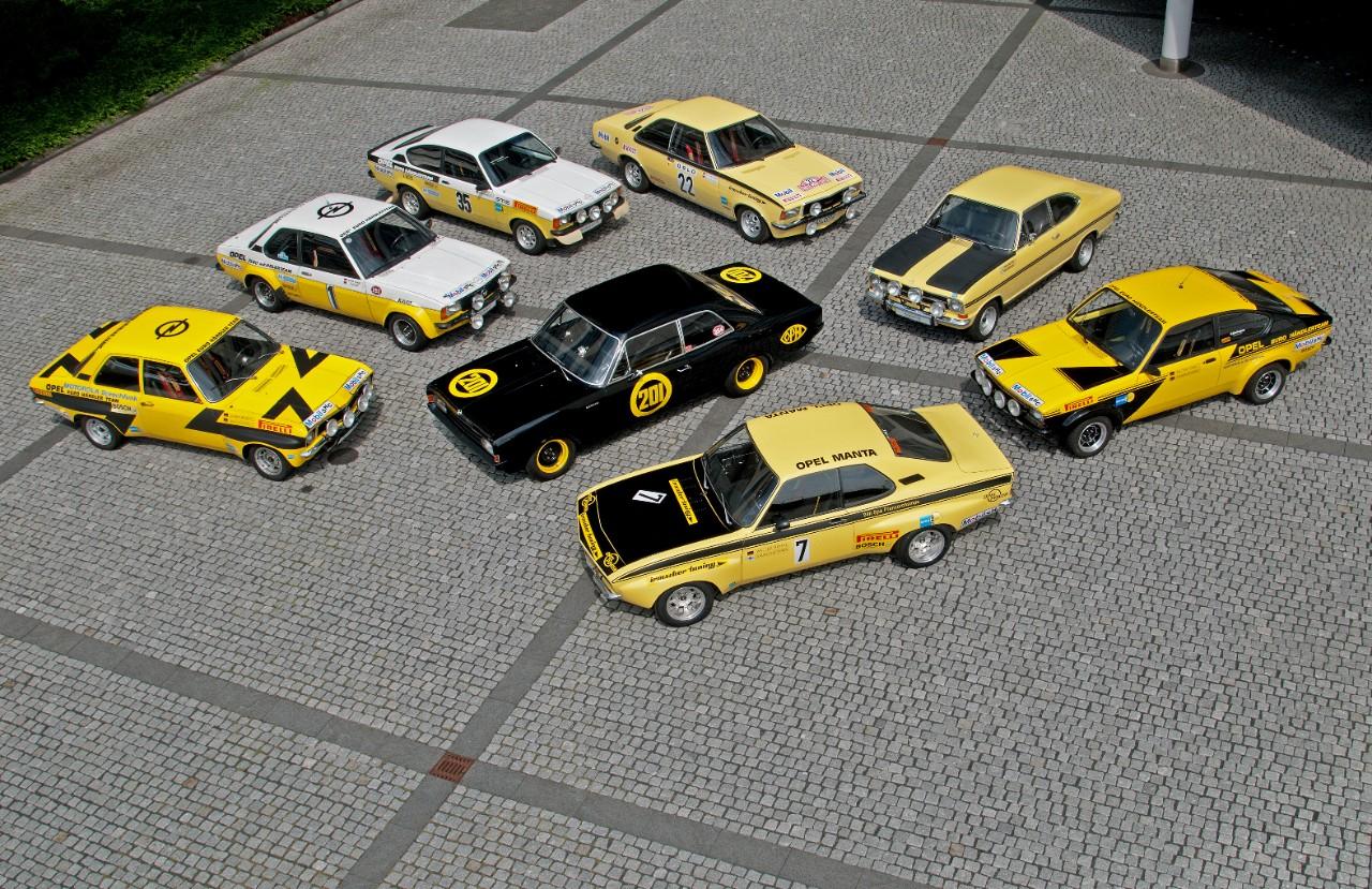 Opel prépare son retour en compétition