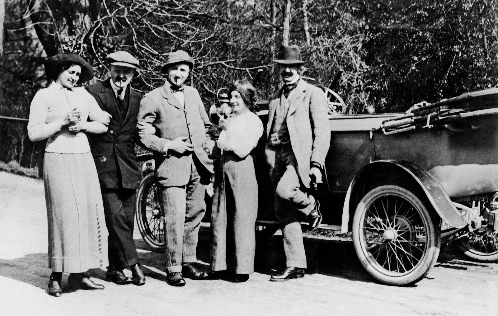 Instantané : la rencontre de Rolls et Royce