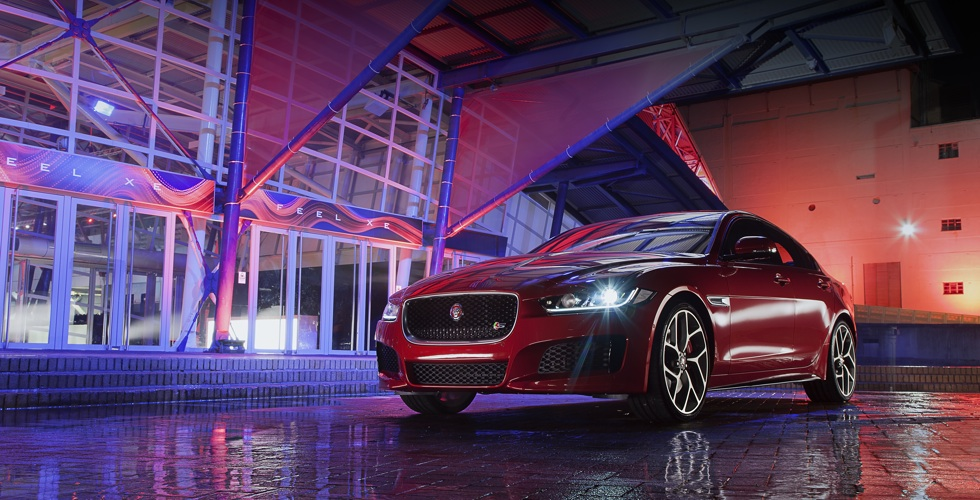Jaguar XE World Premier