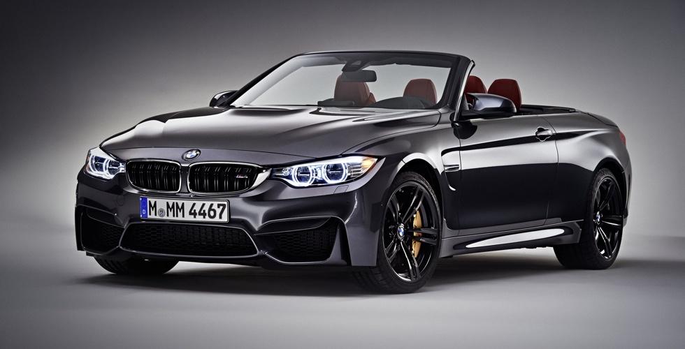Darwinisme : BMW M3 et M4 Cabriolet