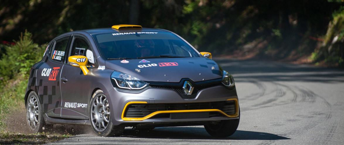 Essai course : Renault Clio R3T