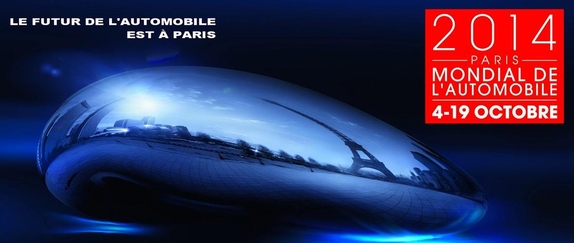 On vous offre vos invitations pour le Mondial de l'Automobile de Paris !