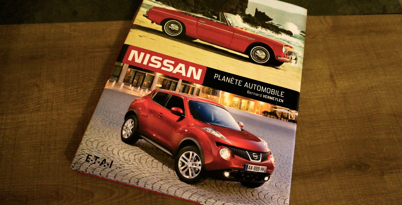Livre : Nissan Planète Automobile