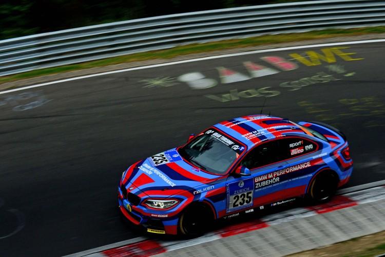 Motor Racing - ADAC Zurich 24 Hours - 42th Race - Nurburgring, Germany