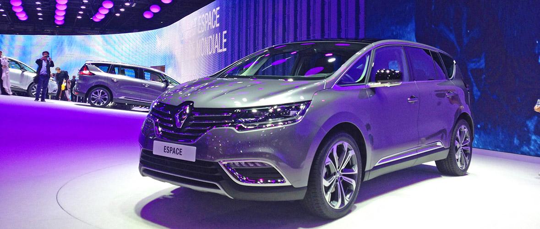 Nouveau Renault Espace : premier contact. #MondialAuto