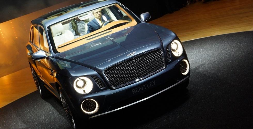 Skoda produira la prochaine Bentley !