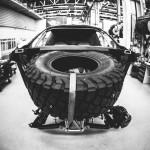 Photos : La Peugeot 2008 DKR se met à nu
