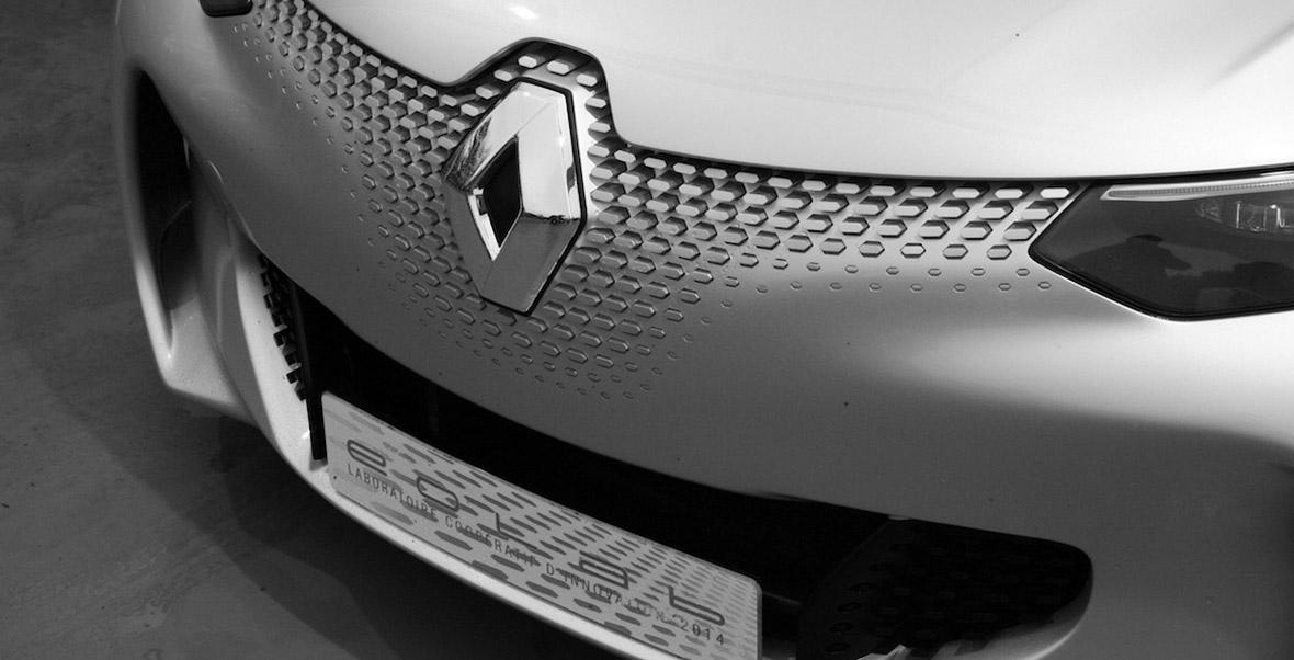 Renault Eolab : photos, côté noir et blanc