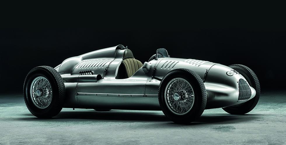 Redécouverte : Auto Union Type D Silver Arrow 1939