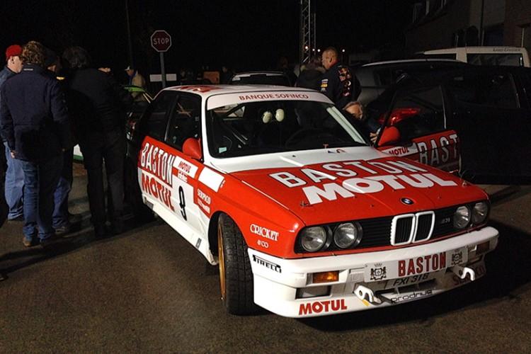 BMW M3 Groupe A Prodrive