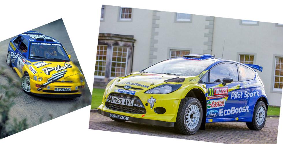 Ford + Michelin + Wilson : père et fils, 20 ans plus tard