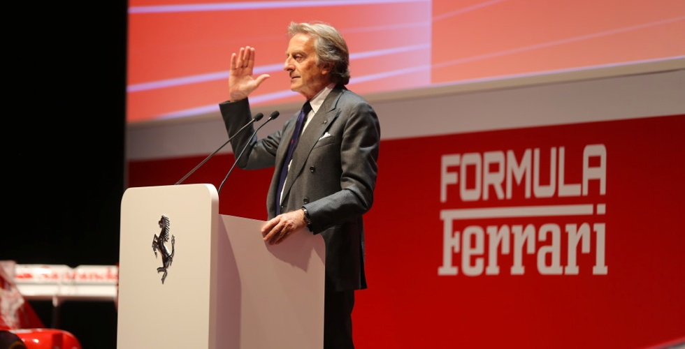 Photos : Luca di Montezemolo