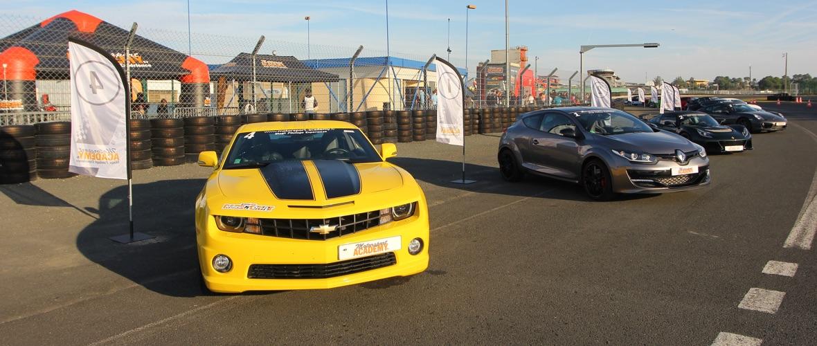 Journée de rêve avec Motorsport Academy