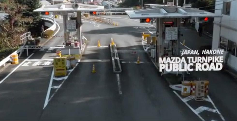 BMW, Subaru, Nissan, Ford à l'assaut du Mazda Turnpike, Japon