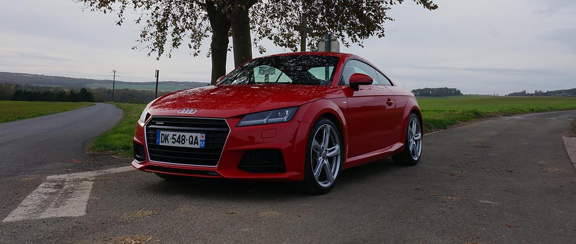 Essai Audi TT : culte contemporain