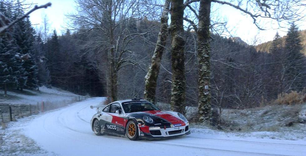 Rallye Monte-Carlo : la valse des Porsche