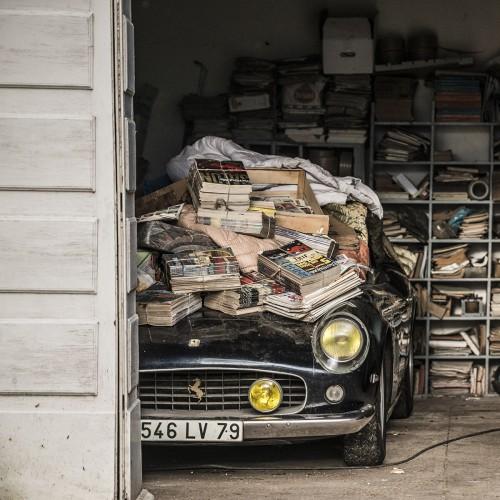 1961 Ferrari 250 GT SWB California Spider, Collection Baillon - © Artcurial