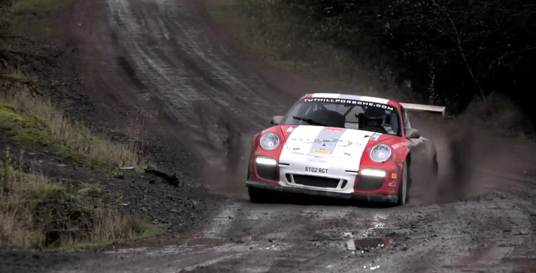 Porsche 997 RGT Tuthill : bienvenue sur terre
