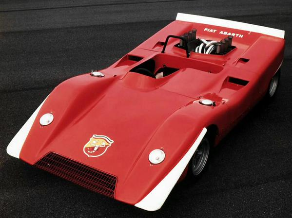 aerofriday - 1969 Group 6 Abarth 3000 prototype