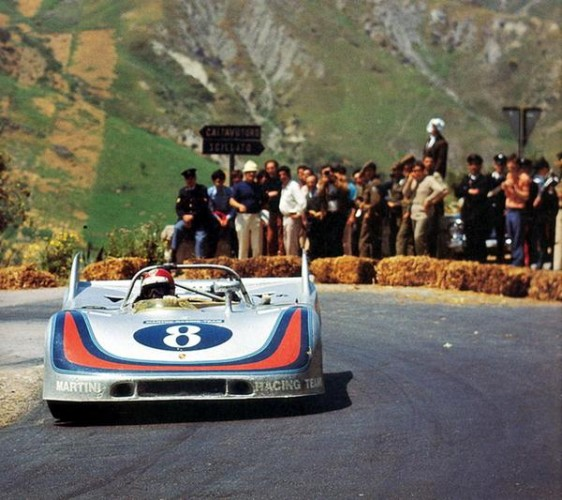 aerofriday - 908_3 piloted by Vic Elford, Targa Florio 1971