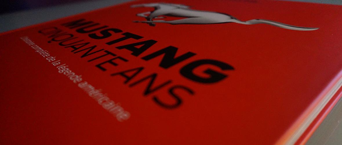 Gagnez le livre Mustang cinquante ans !