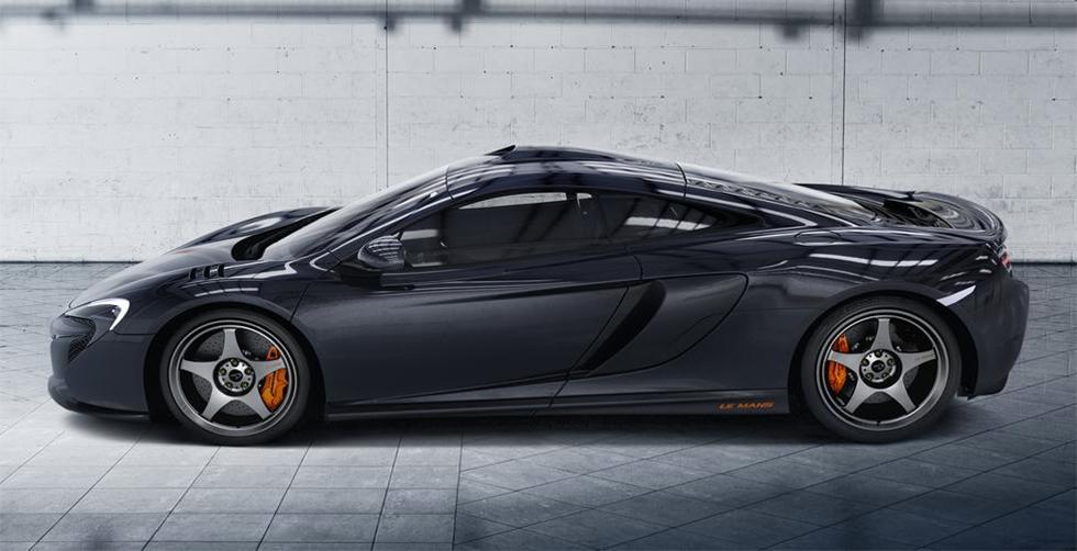 McLaren célèbre les 20 ans de sa victoire au Mans