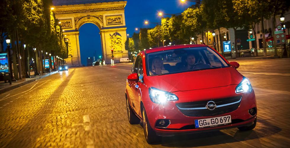 Nouveauté : Opel Corsa