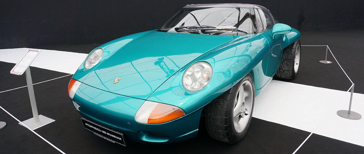 FAI15 : Porsche Panamericana