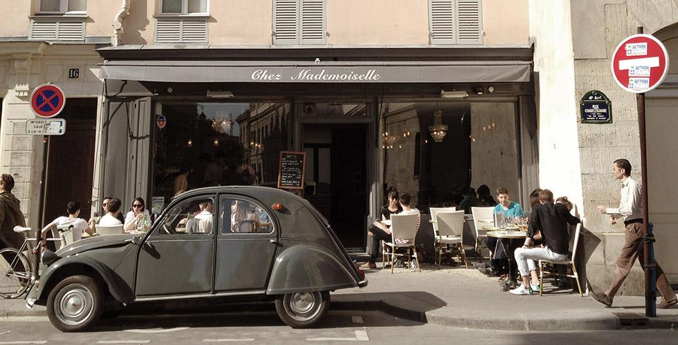 Paris sera toujours Paris : Car Spotting #1