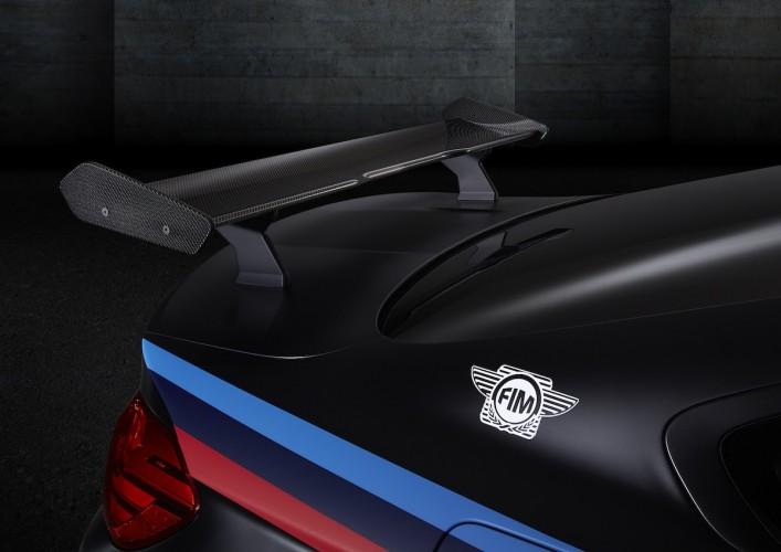 BMW M4 Coupé safety car motoGP 2015 _ 05