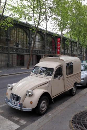 Citroën 2CV Camionnette