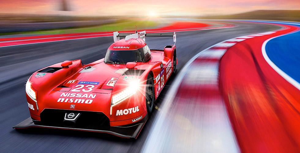 Le Mans, voici Nissan GT-R LM NISMO