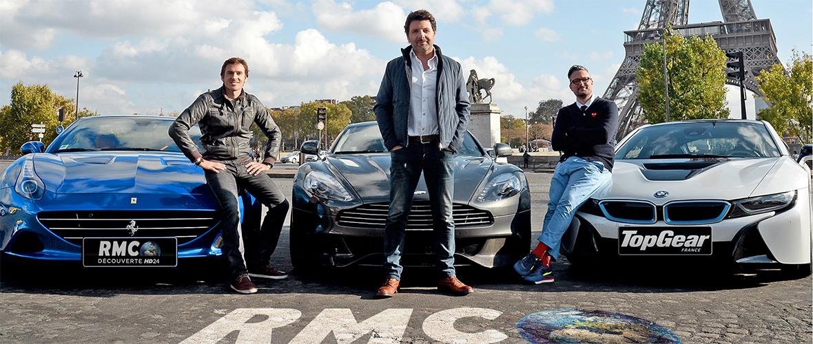 Top Gear France : les premières images !