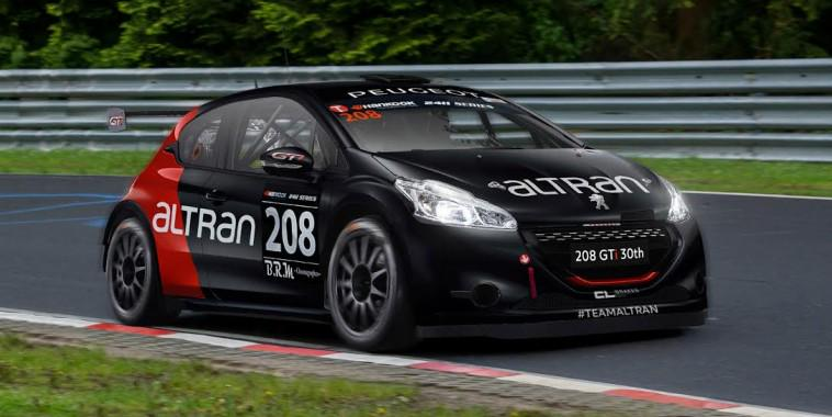 Peugeot Team Altran