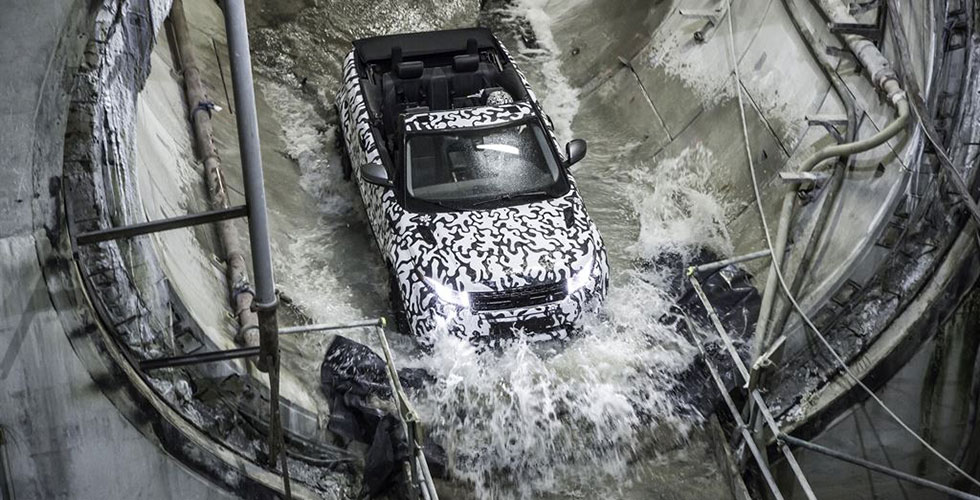 Range Rover Evoque Cabriolet : oui !
