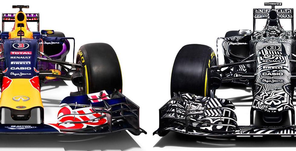 F1 2015 : Red Bull RB11 : l'arnaque du siècle