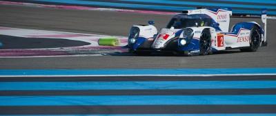 Toyota hybrid FIAWEC Le Mans