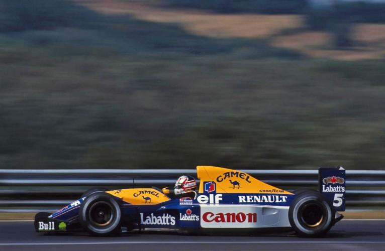 Williams-FW14B