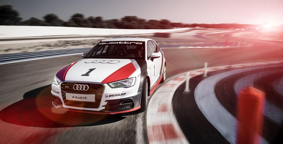 En route pour les Audi Endurance Expérience ! #Audi2E