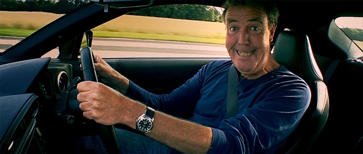 Qui est Jeremy Clarkson ?