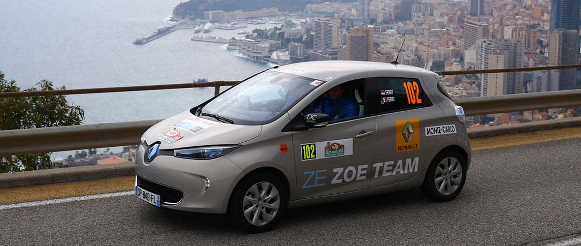 Rallye Monte-Carlo ZENN : on a gagné !