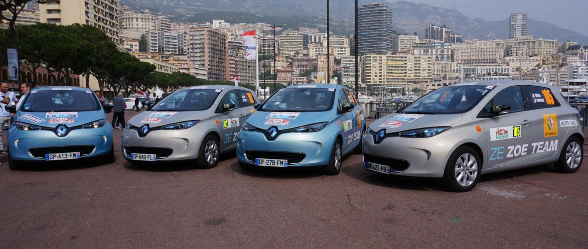 AUTOcult.fr deuxième de la première étape du Rallye Monte-Carlo ZENN